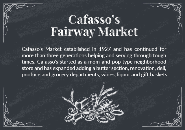 Cafasso's history statement