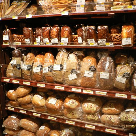 Cafasso's Bread Section
