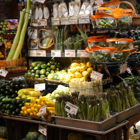 Cafasso's produce section