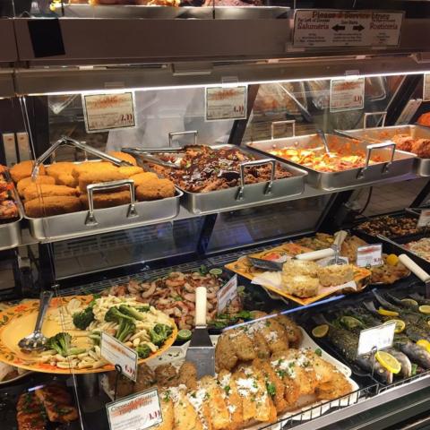 Cafasso's Rosteria foods